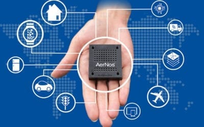 AERNOS TO DEMONSTRATE AERIOT, A BREAKTHROUGH INTERNET OF THINGS NANO GAS SENSOR AT CES 2019