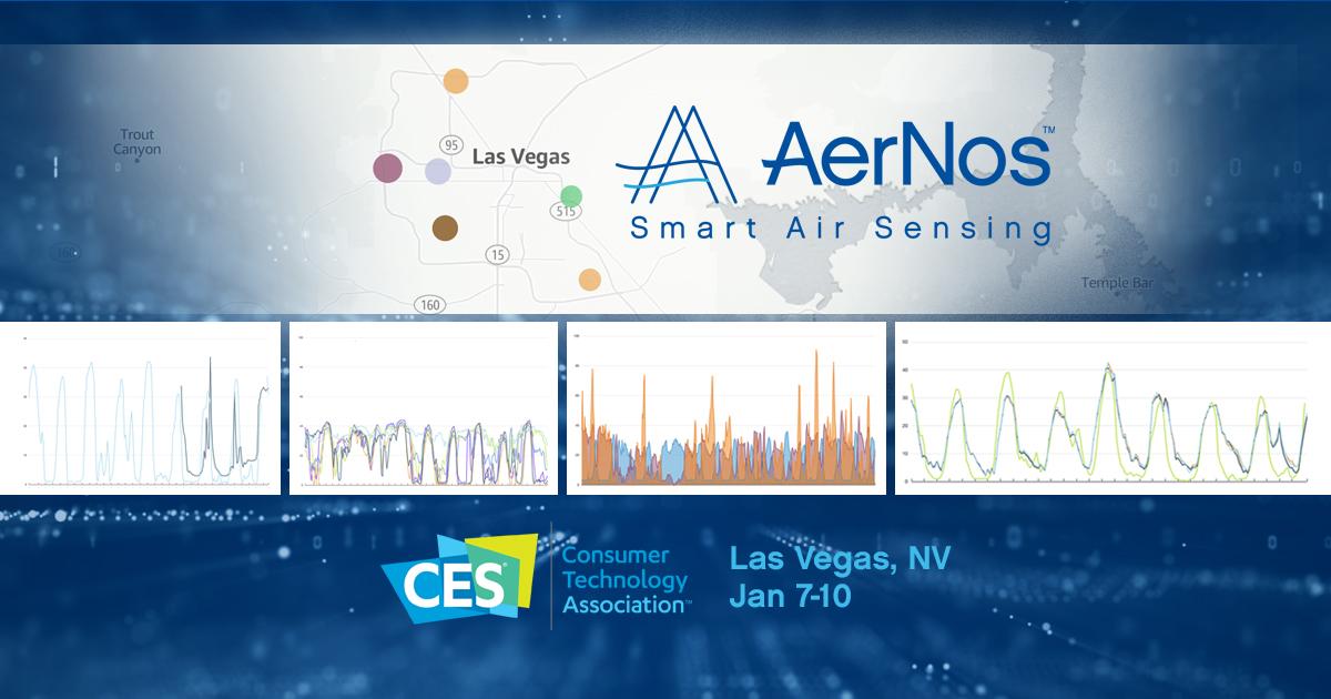 AerNos-CES2020-AQ-Monitoring