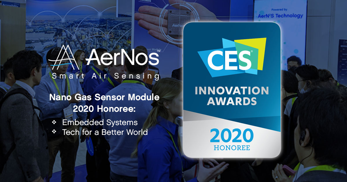 AerNos-CES2020-Innovation-Award