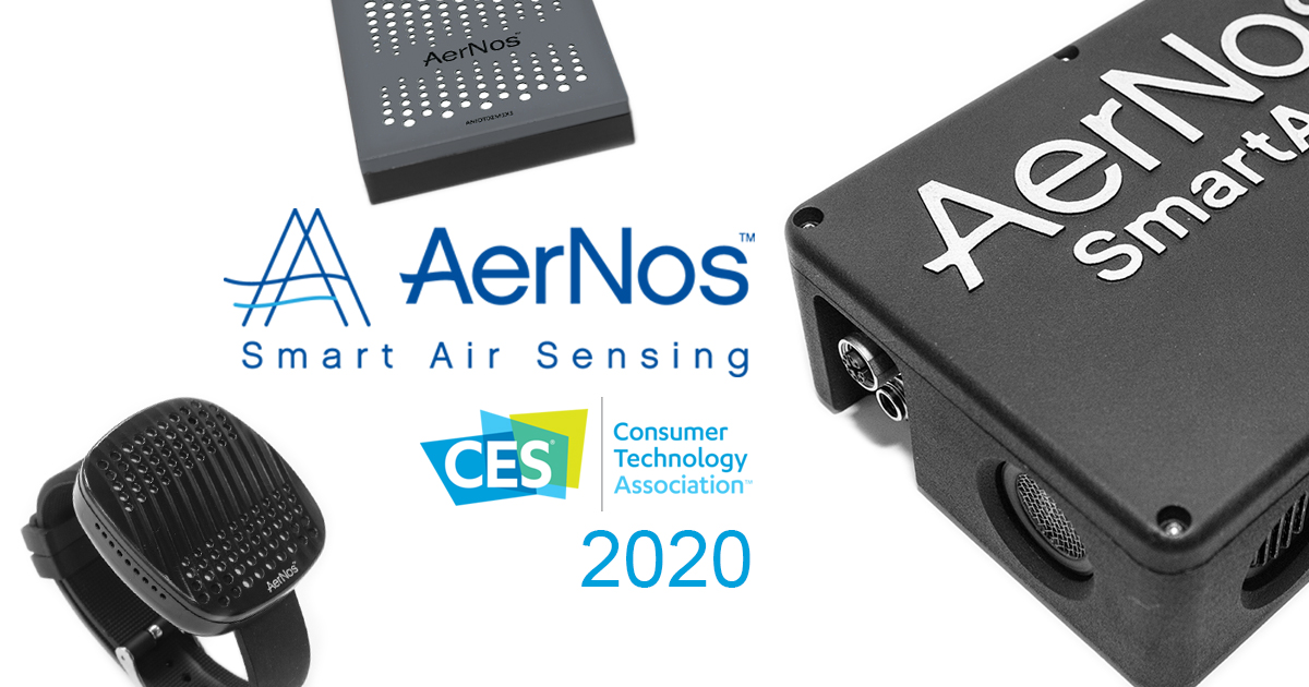 AerNos-CES2020-Products